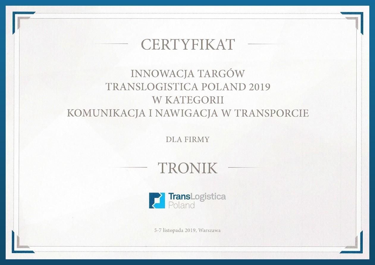 certyfikat_TransLogistica_ramka3